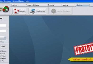 SPK Koperasi Simpan Pinjam (2012, status: Offline)
