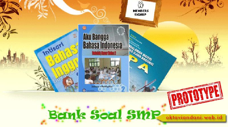 WEB Bank Soal SMP (2012, status: Offline)