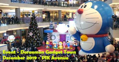 Doraemon Gadget Town – PIK Avenue 2019